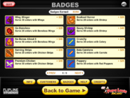 Papa's Wingeria Badges - Page 6