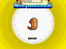 Cupcakeria HD Bacon