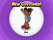 Zoe - Papa Bakeria