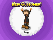 Tony - Papa Bakeria