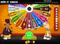Spin N Sauce