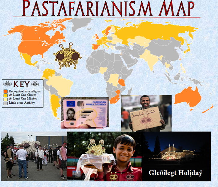 Pastafarianism | Flying Spaghetti Monster Wiki | FANDOM powered by ...