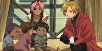 Rosé's child