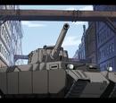 Briggs Tank