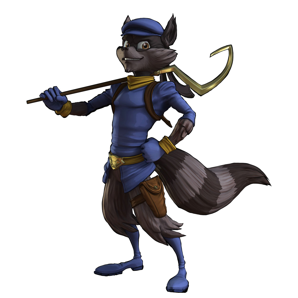The Evolution of Sly Cooper by JennissyCooper on DeviantArt