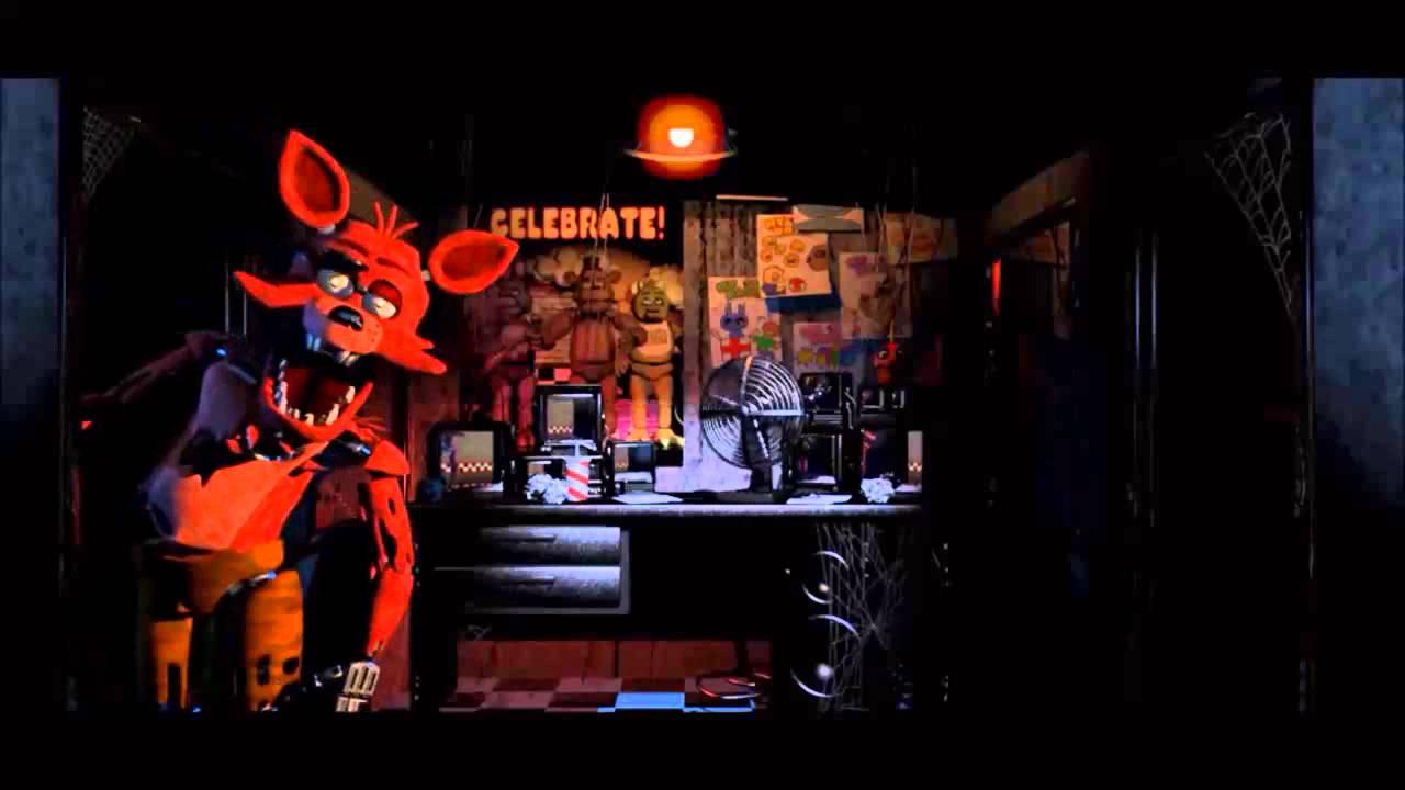 Image foxy jumpscare fnaf 1 jpg fnaf wiki fandom powered by