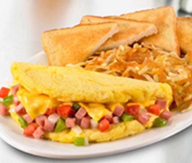 Image Gallery western omelette