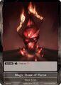 Magic Stone of Flame (CMF)