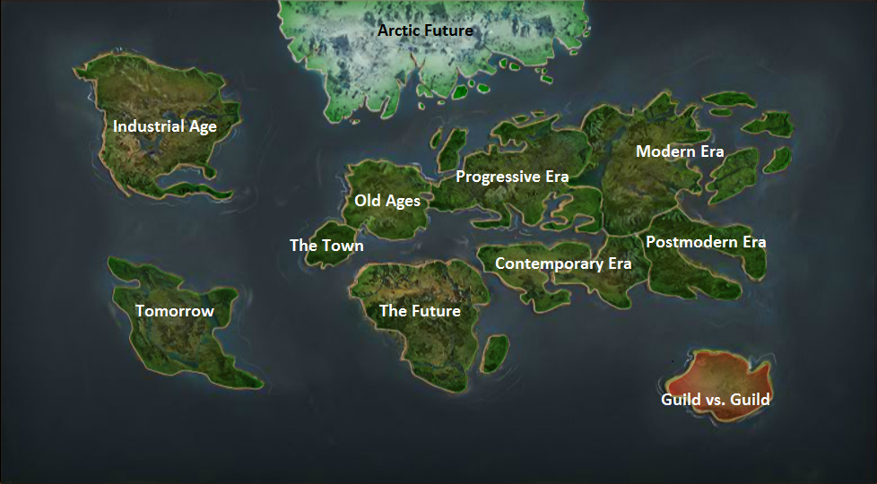 Continent Maps  Forge of Empires Wiki  FANDOM powered by Wikia