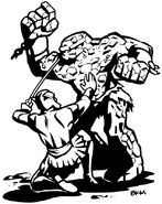 BAM - Manual - Warrior Stone Golem