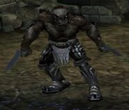 DS - Creature - Brown Orc