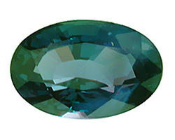 Photo natural alexandrite daylight