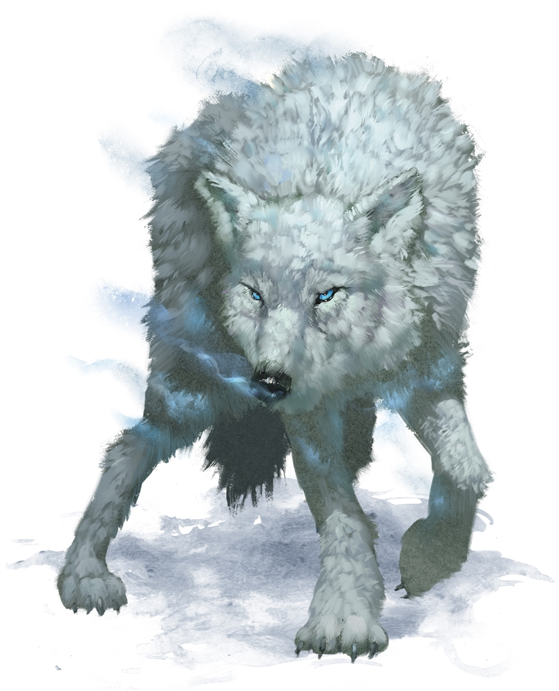 winter wolf forgotten realms wiki fandom powered by wikia. Black Bedroom Furniture Sets. Home Design Ideas