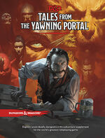 Tales from the Yawning Portal cover