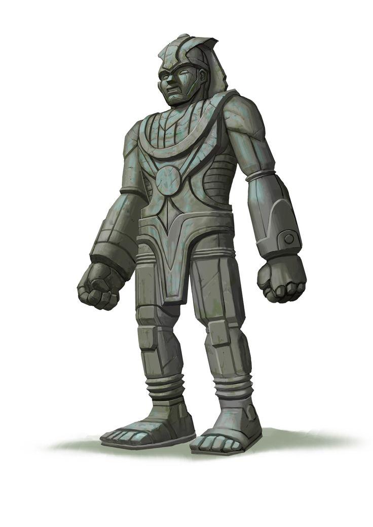 Stone Golem Forgotten Realms Wiki Fandom Powered By Wikia