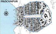 FRA Procampur map