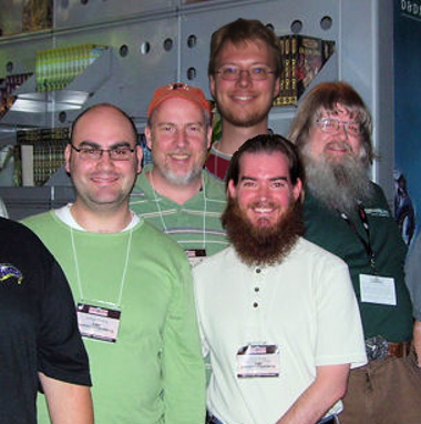 File:Realms authors at GenCon.jpg