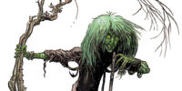 Green hag