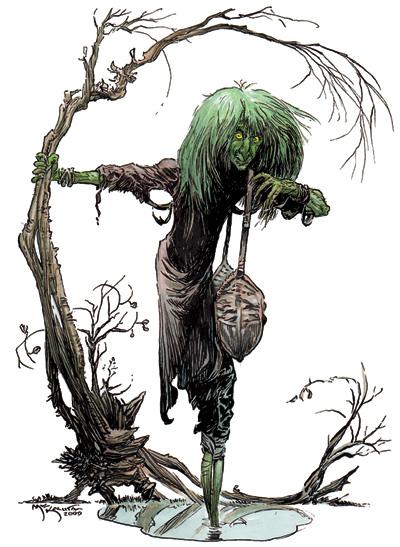 Green hag | Forgotten Realms Wiki | Fandom powered by Wikia