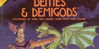 Deities and Demigods 1st edition