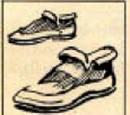 Silent shoes