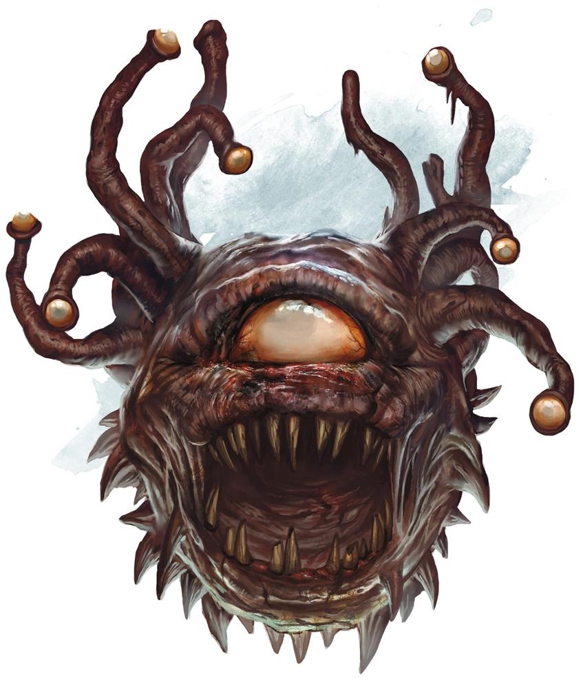 Beholder zombie | Forgotten Realms Wiki | FANDOM powered ...