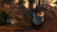 Owlbear Mount from Neverwinter MMO
