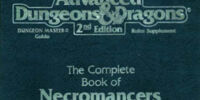 The Complete Book of Necromancers
