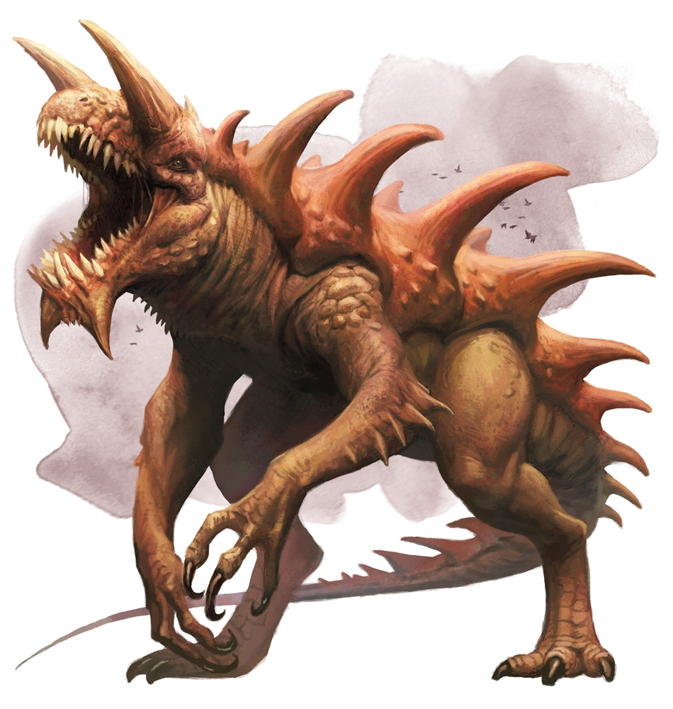 Tarrasque | Forgotten Realms Wiki | FANDOM powered by Wikia