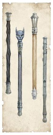 Various Rods