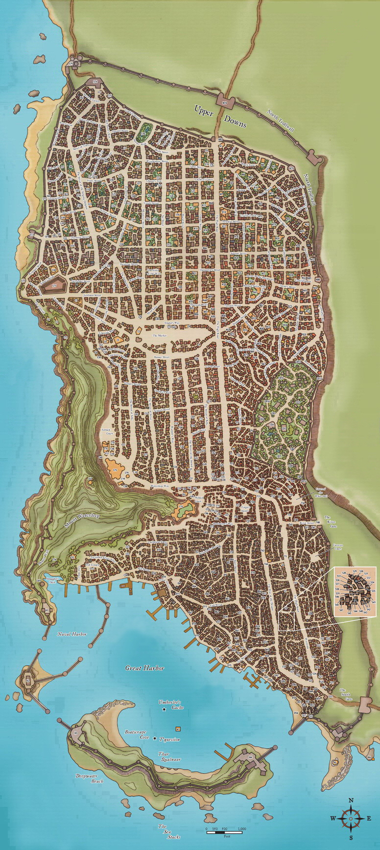 [Lore] Waterdeep and it's areas Latest?cb=20090117224219