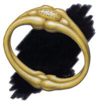 Bone ring - David Martin