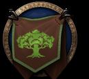 Tiefgrüne Wächter