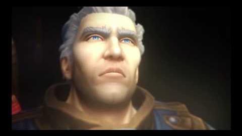 World of Warcraft Legion Die Bürde des Lichts