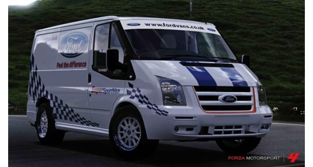 2011 transit supersportvan forza motorsport 4 wiki fandom powered by wikia. Black Bedroom Furniture Sets. Home Design Ideas