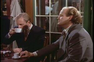 Niles and Frasier
