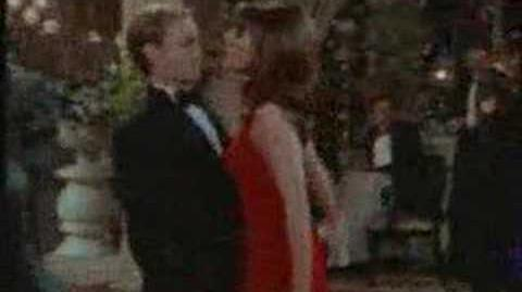 """Frasier """"Because You Loved Me"""" Niles & Daphne Video"""
