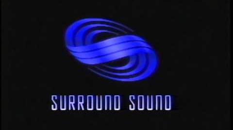 Surround Sound VHS logo