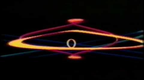 1975 OECA - Scary Logo Ident - Multicoloured Version TVO