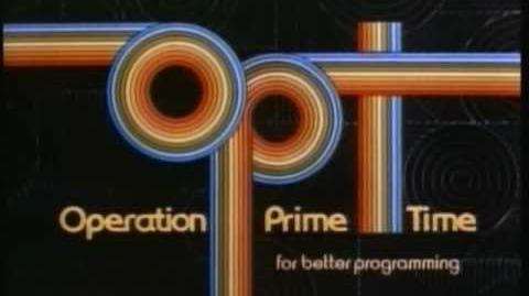 Operation Prime Time Logo (1976)