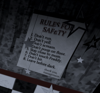 Top 10 Five Nights At Freddy S Easter Eggs Ksdagaming