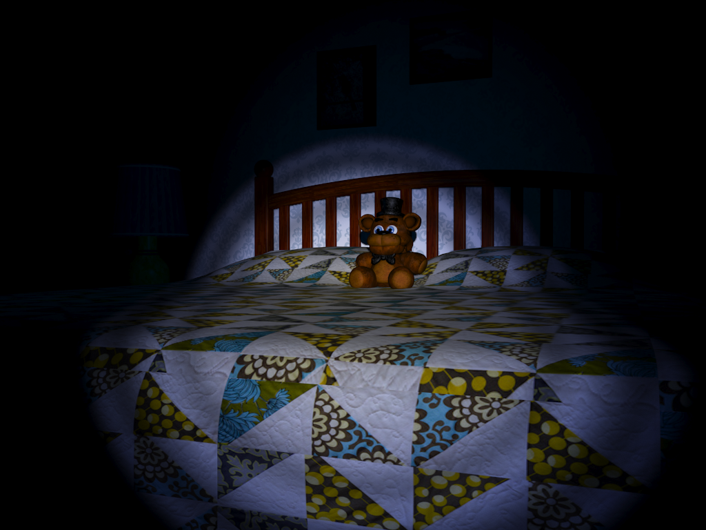 bed five nights at freddy s wiki fandom powered by wikia