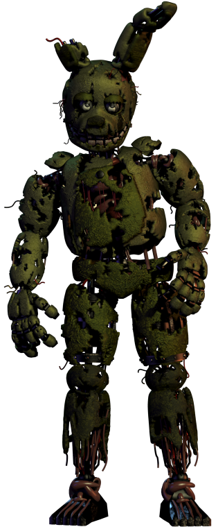 Springtrap five nights at freddy 39 s wiki fandom powered by wikia - Fotos trap ...