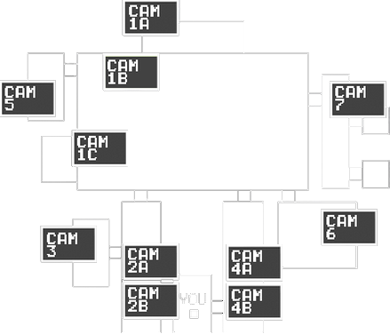 Image Cam Map Png Five Nights At Freddy S Wiki