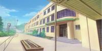 Iwatobi High School