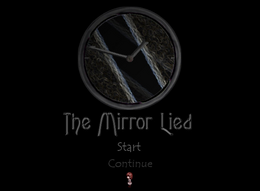 The Mirror LiedMenu