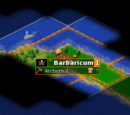 Playing as barbarians