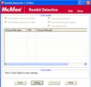Rootkitdetective