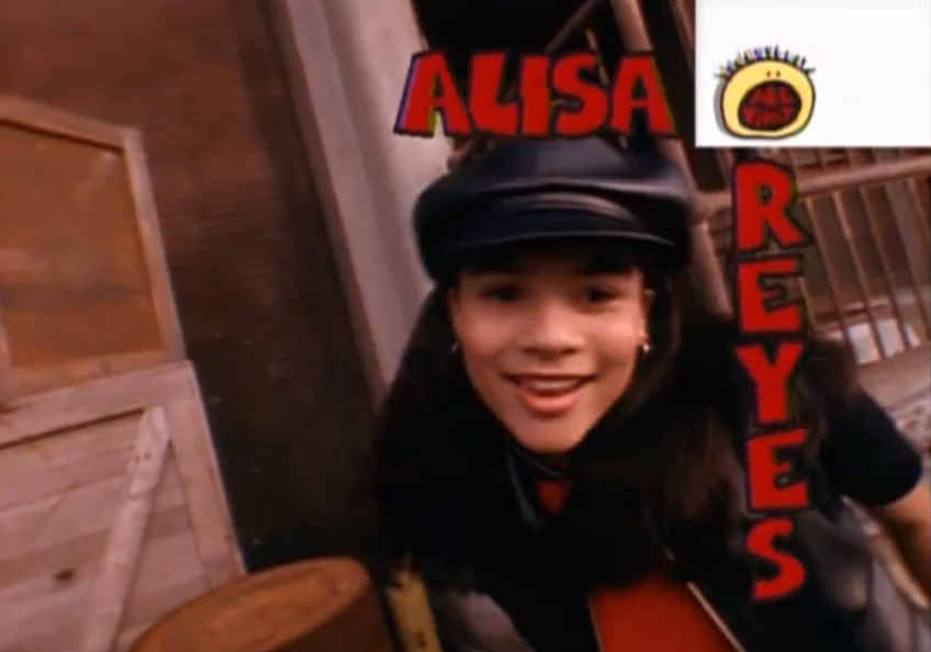 alisa reyes and josh server
