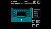 Empty hidden room in the cave